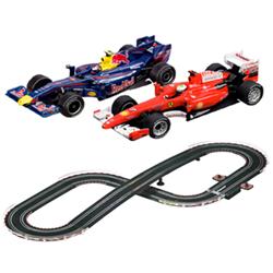 Racebaan Analoog