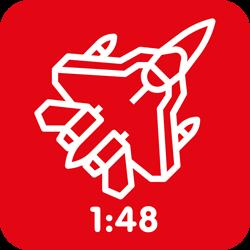 Luchtmacht 1:48