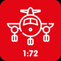Burgerluchtvaart 1:72