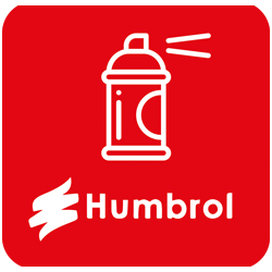 Humbrol Acrylic Spray