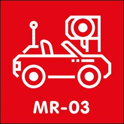 Mini-Z MR-03 2.4 GHz
