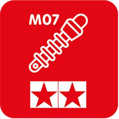 Tamiya M07 Parts