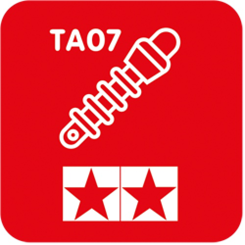 Tamiya TA07 Parts