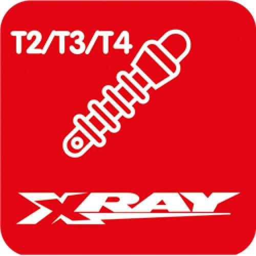 Xray T2 /T3 / T4 Parts